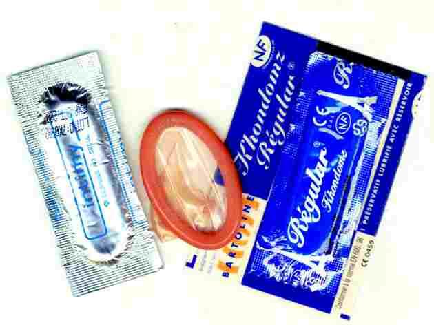BONNE NOUVELLE ! Preservatif